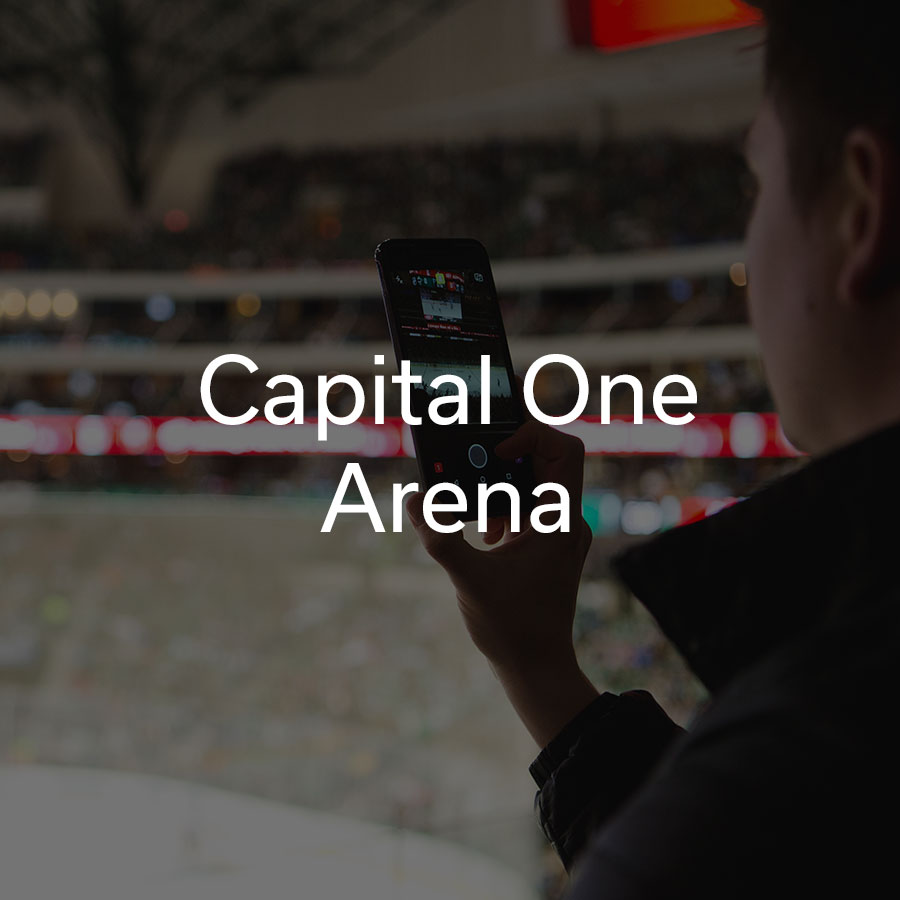 Capital One Arena Suites