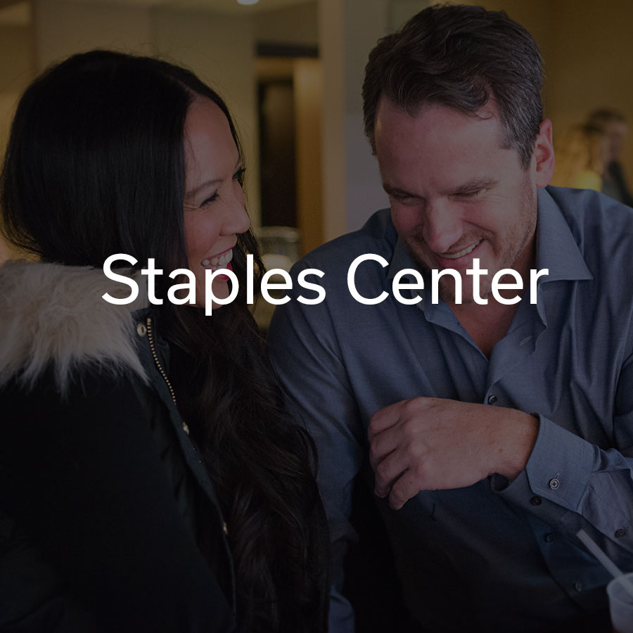 Staples Center Suites